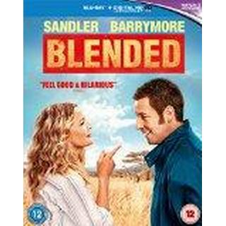 Blended [Blu-ray + UV Copy] [2014] [Region Free]